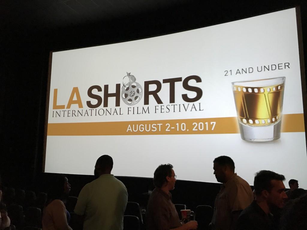 blur ロサンゼルス短編映画祭上映